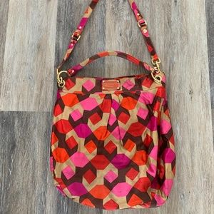 Marc by Marc Jacobs bag pink purple red